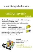 anti-griepmix