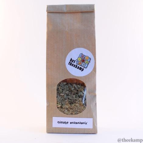 KM zakje - nieuwe mamamix vierkant